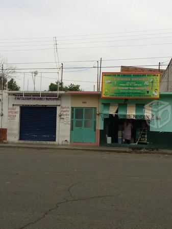 Casa en calle Guadalupe Victoria