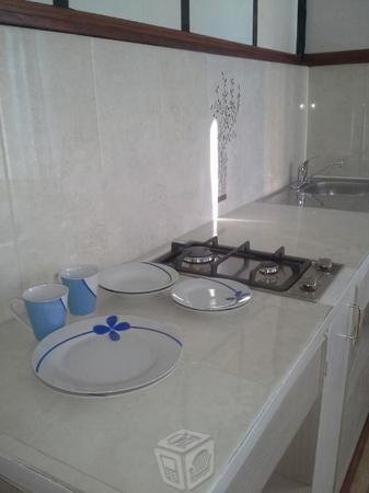 Se renta apartamento amueblado y con servicios