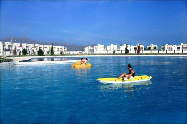 Desarrollo Residencial con Laguna Cristalina Mty