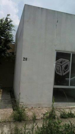 Casa de 1 planta 3 recamaras