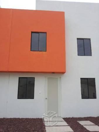 Casas de 2 niveles con acabados, 2 rec