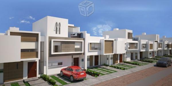 Casas en cancun residencial arbolada