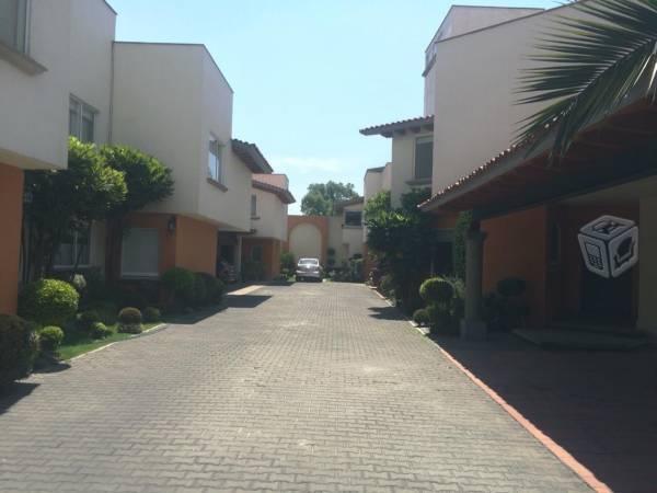 Casa en condominio Av Toluca y don Manuelito
