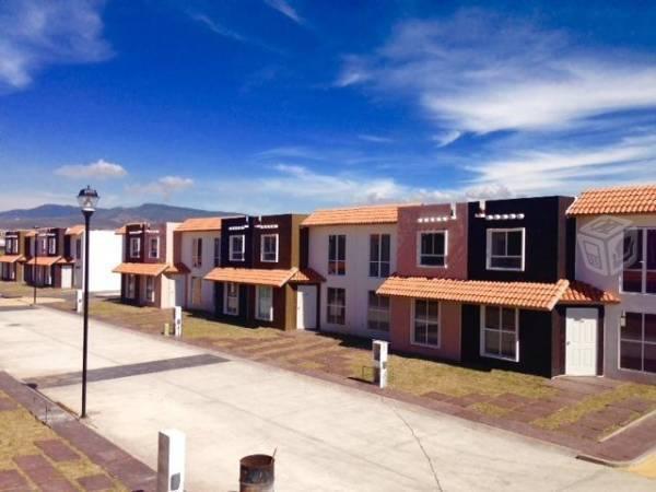 MAGNIFICA Casa en Pachuca. FOVISSSTE