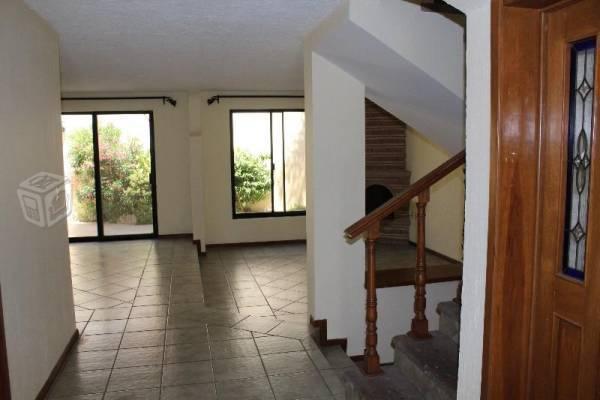 Rento casa en coto privado Residencial Virreyes