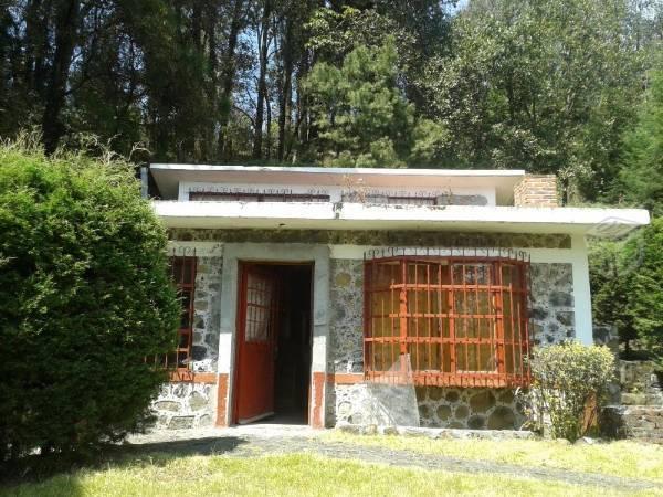 Casa rustica para fines de semana