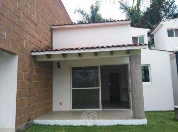 Casas con alberca en Cocoyoc
