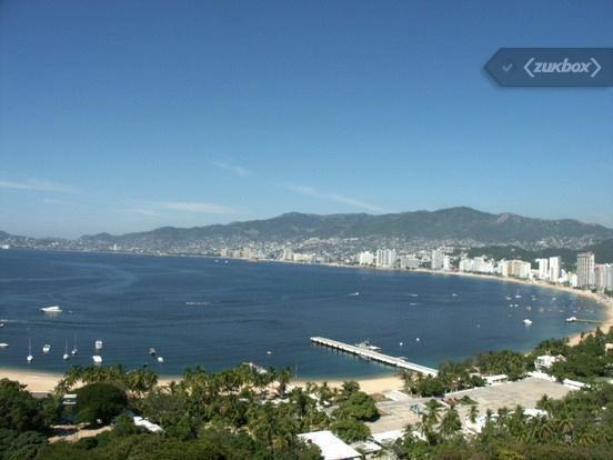 Espectacular Vista a la Bahia de Acapulco
