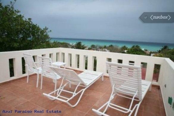 Casa acqua. playacar phase i, 5 bedrooms, ocean view