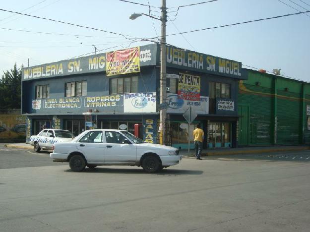 Local en San Miguel Xico en México, México - $6,000 MXN mensual